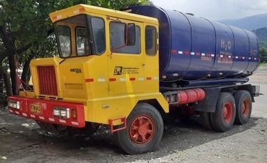 carrotanque dobletroque