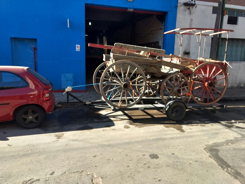 carruaje antiguo
