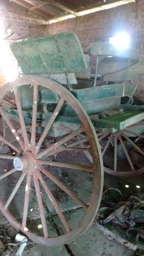 carruajes antiguos