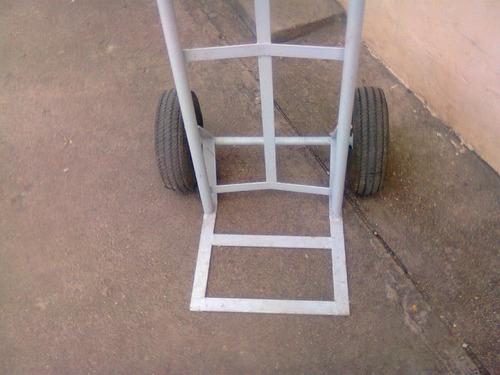 carrucha de carga usada rueda de aire