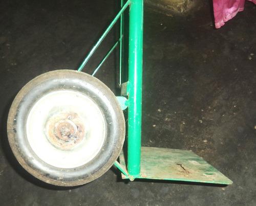 carrucha rueda maciza