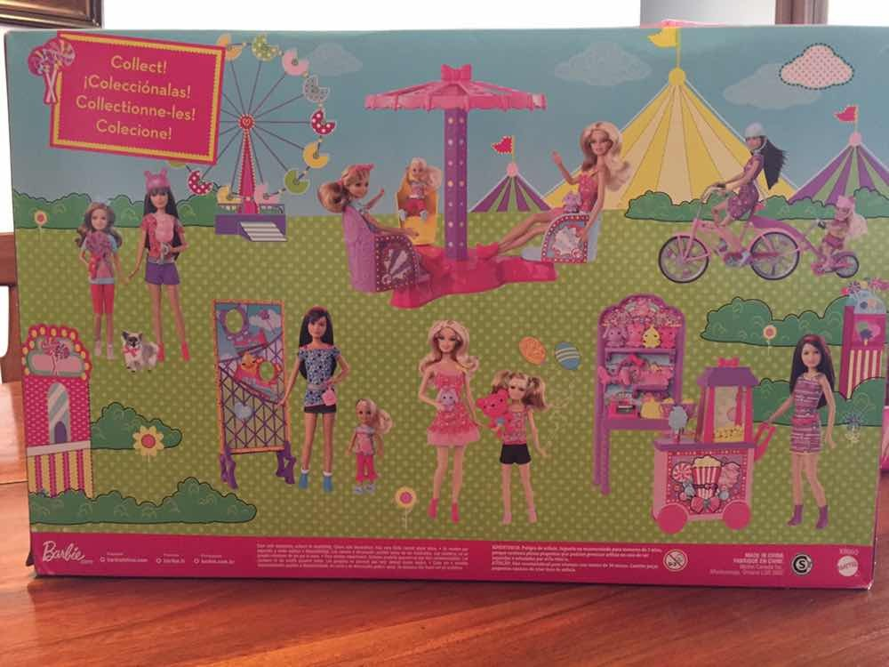 Carrusel Barbie Original Mattel Bs 1 500 00 En Mercado Libre