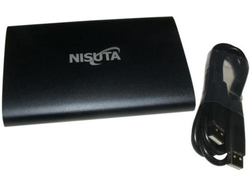 carry disk nisuta ns-gasa25 2.5  hdd color gris/negro