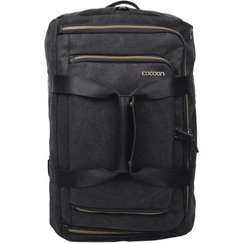 carry on equipaje de mano cocoon negro.