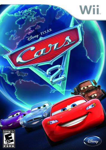 cars 2: el videojuego - nintendo wii