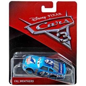 Cars 3 - Surtido De Vehiculos 24 Piezas