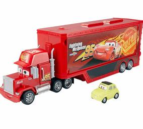 Disney Guido Viaje Luigi De Cars Y Con 3 Pixar Mack by76fg
