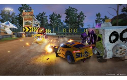 cars 3 driven to win - xbox 360 mídia física lacrado