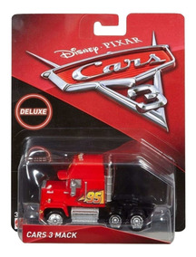Original Mattel Mack Metal Deluxe 10cm Cars 3 txQBdsChr