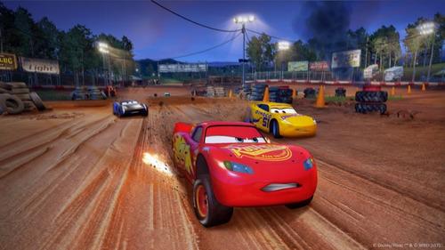 cars 3 ps4 juego nuevo blu-ray original fisico sellado stock