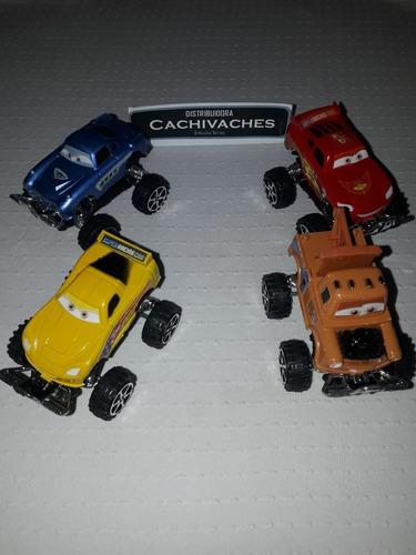 cars  a friccion x4 juguete