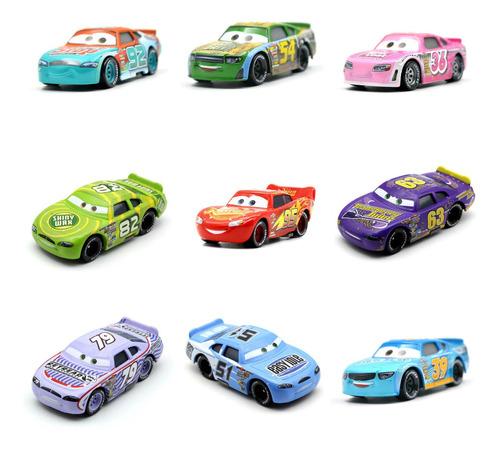 cars - autos rayo mcqueen y otros personajes - disney pixar