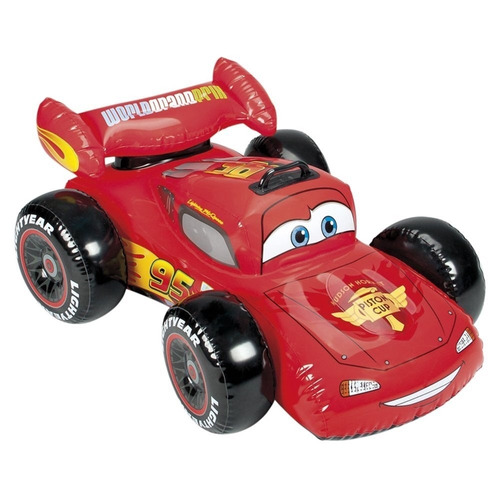 cars-bote inflável mcqueen intex 58576