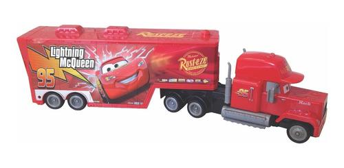 cars camion mack a friccion rayo mcqueen con licencia disney