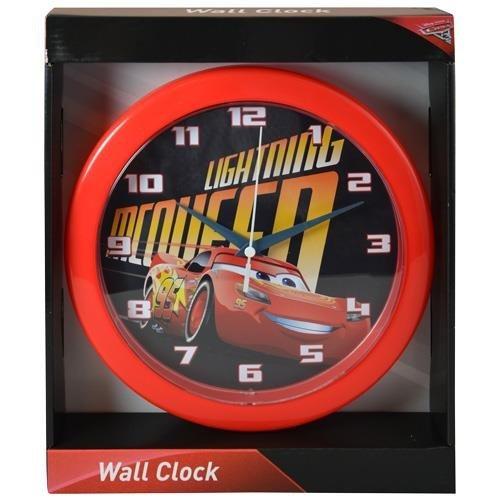 Cars Disney 3 10 Reloj De Pared Redondo En Caja De Ven 31 856 En