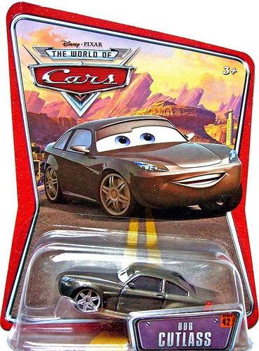 cars disney bob cutlas. w.o.c.