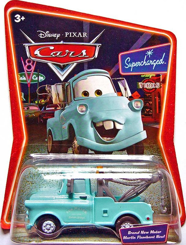 cars disney bran new mater. supercharged.