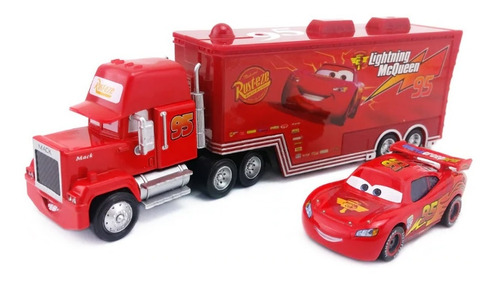 cars disney camion mack mas vehiculo a eleccion