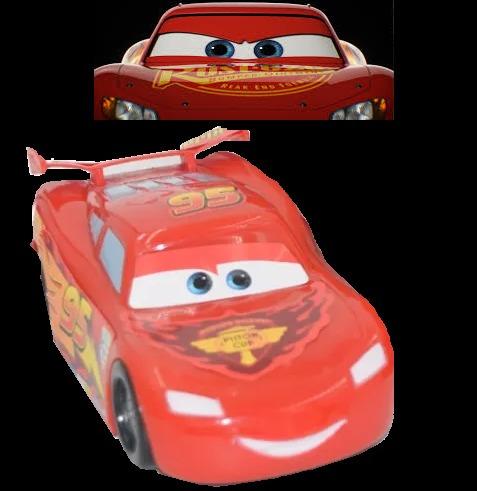 cars disney camion mula niñera mas carro rayo mcqueen  ajd