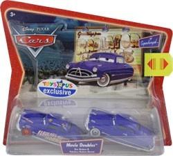 cars disney doc hudson & fabulous hudson. supercharged.