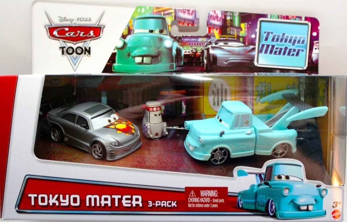 Cars disney manji teki tokyo mater toon en - Cars en juguetes ...