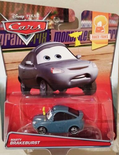cars disney marty brakeburst. lo +++++ nuevo !!!!!!!!!!!!!!!