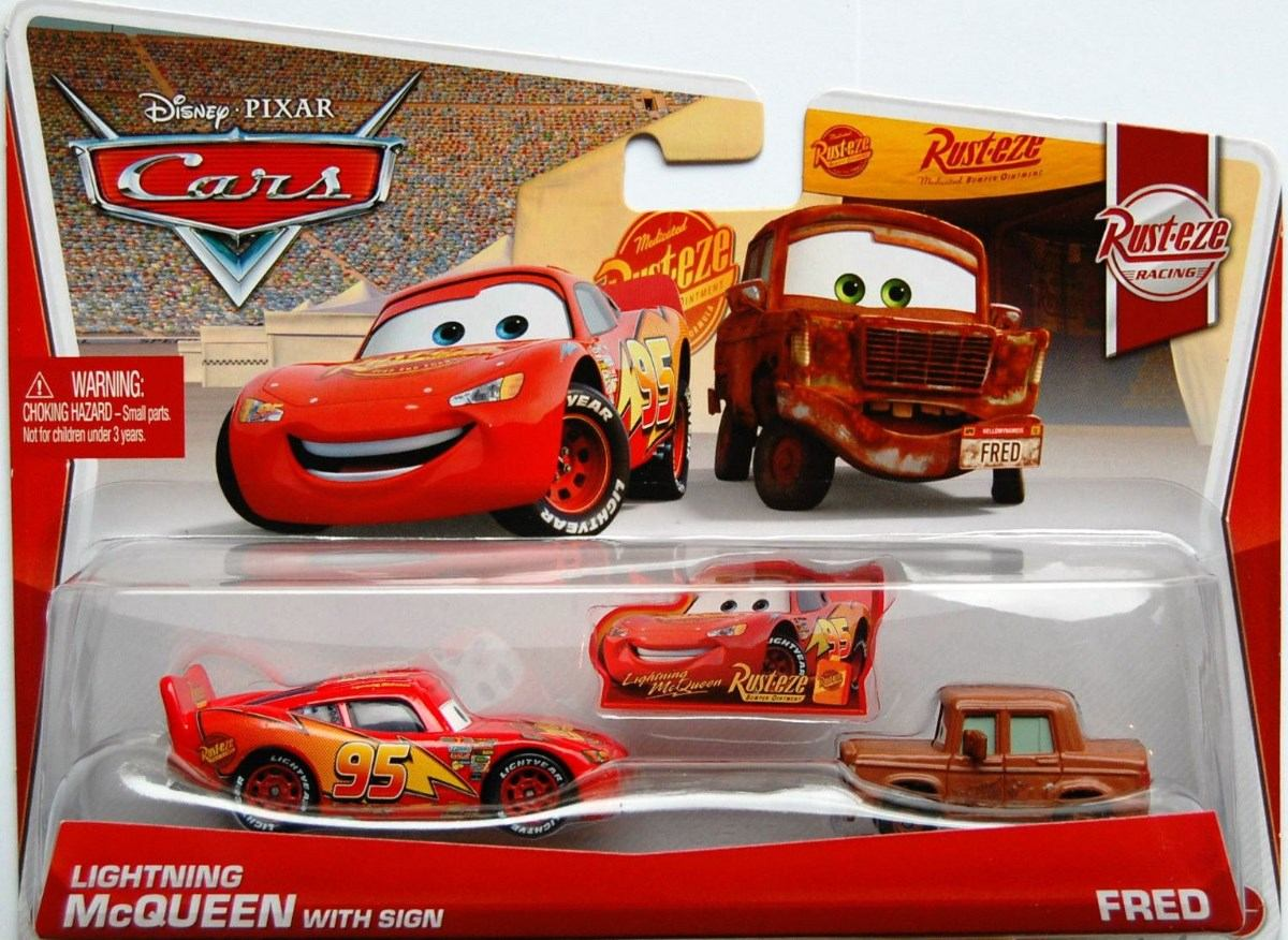 Cars disney mcqueen with sing fred lo nuevo - Juguetes cars disney ...