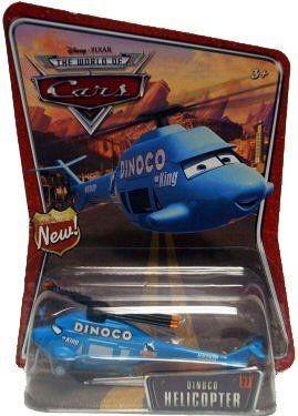 cars disney pixar dinoco helicopter jugueteria bunny toys