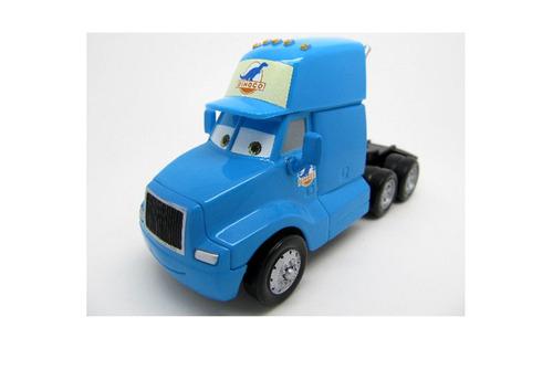 cars disney pixar gray semi jugueteria bunny toys