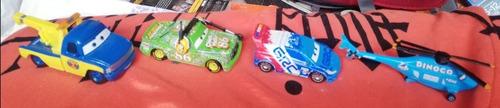 cars disney pixar piston cup colección