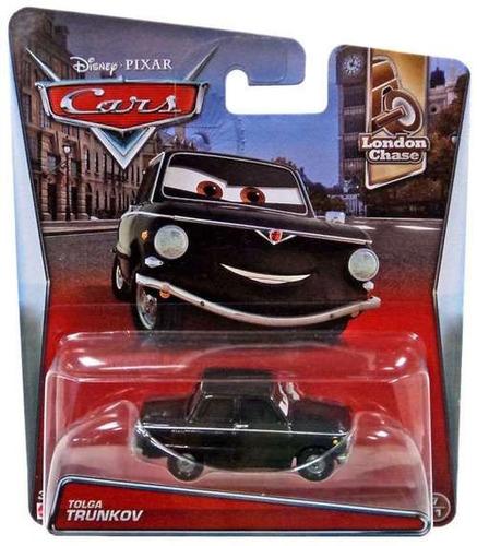 cars disney pixar tolga trunkov jugueteria  bunny toys