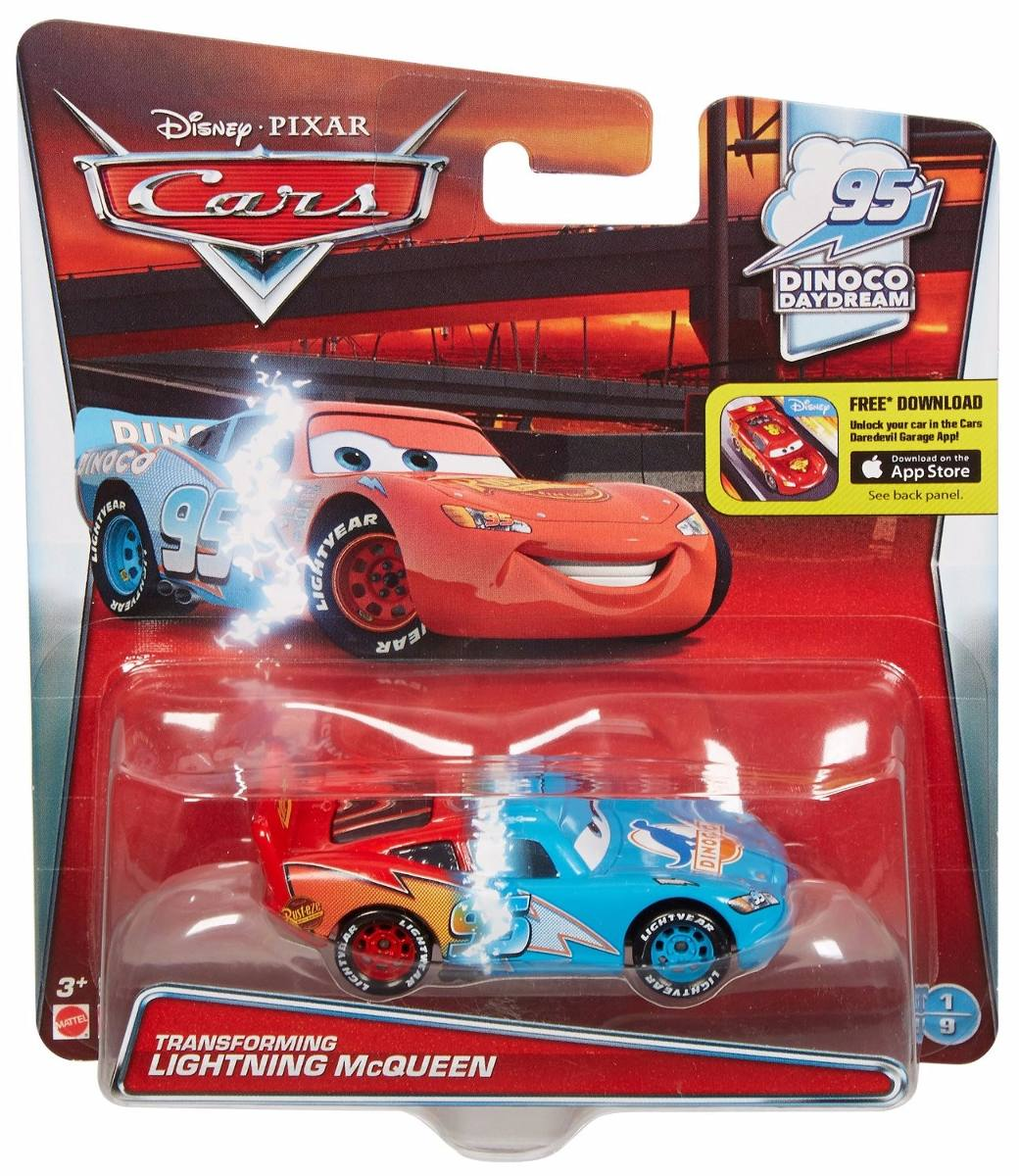 Voiture Sally Cars Mattel