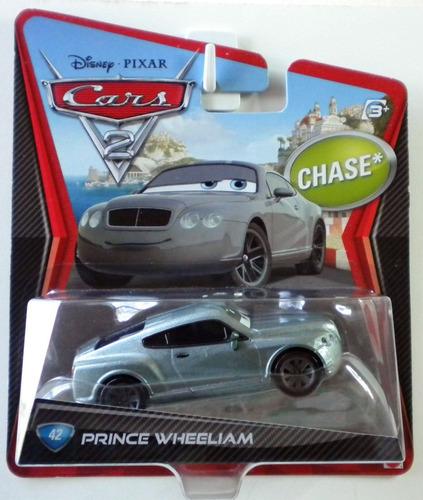 cars disney prince wheeliam. chase.