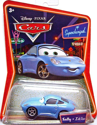 cars disney sally. supercharged.