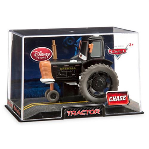 cars disney tractor.  chase. case acrilico.