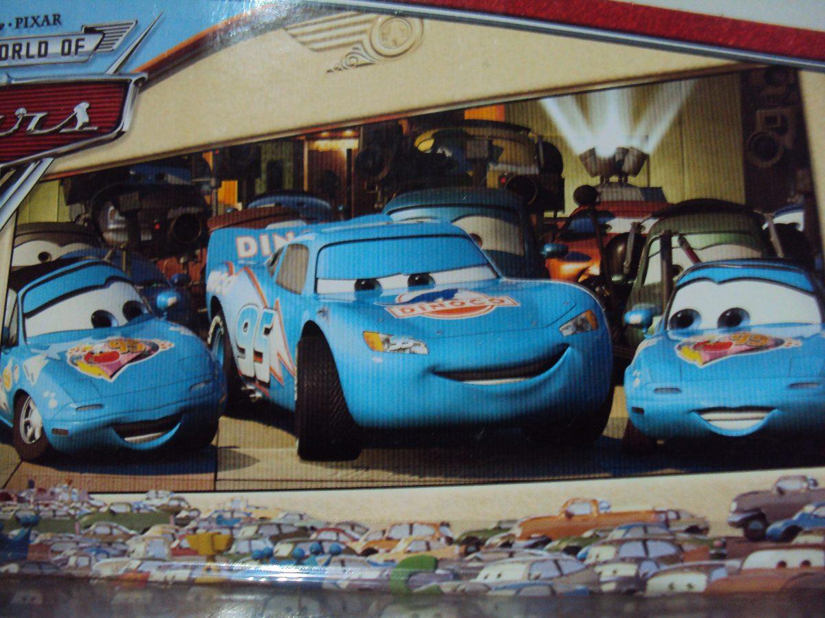 Cars Movie Moments Dinoco Mia Amp Tia 750 00 En Mercado