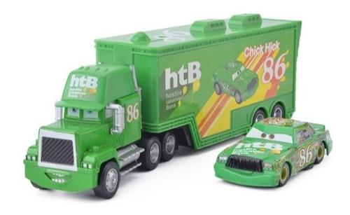cars pixar camión rayo macquen + auto , otros oferta
