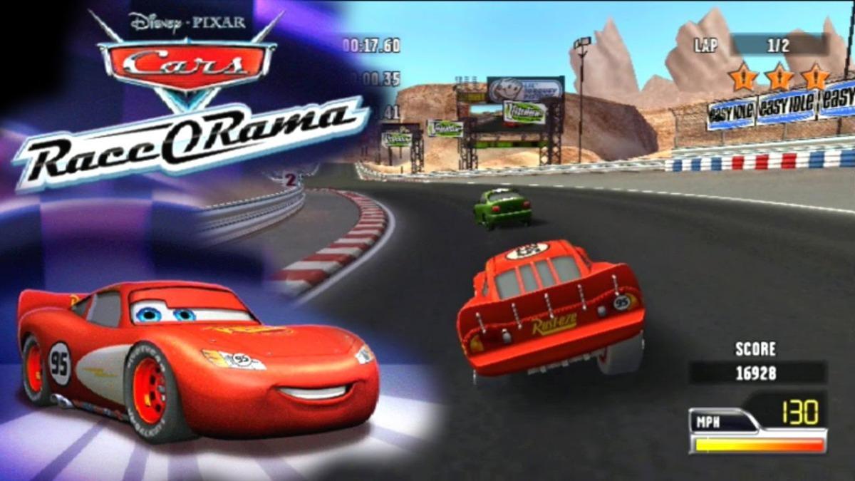 Cars Race O Rama Jogo Ps2 Patch