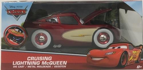 cars rayo mcqueen cruising metal 1:24 búfalomarket