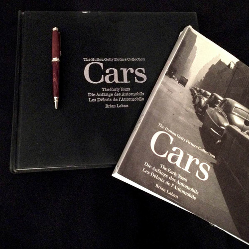 cars / the early years libro hulton getty picture collection