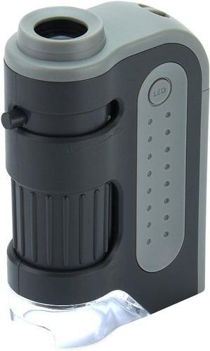 carson microbrite plus 60 x-120 x power led iluminado micros