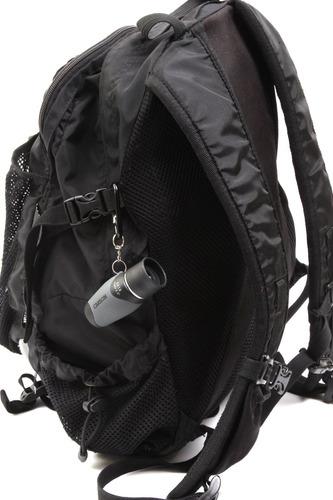 carson minimight 6x18mm monocular de bolsillo con clip de mo