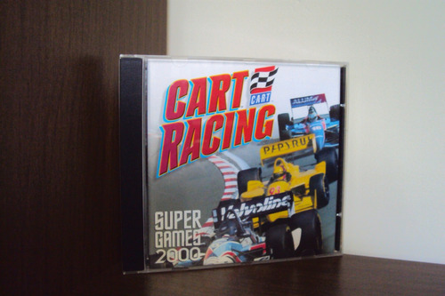 cart racing - supergames 2000 # 01