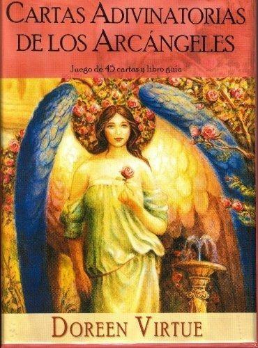 carta adivinatorias de los arcangeles -  doreen virtue