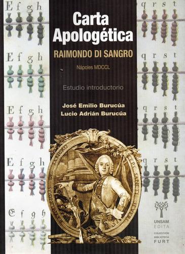 carta apologética raimondo di sangro (usm)