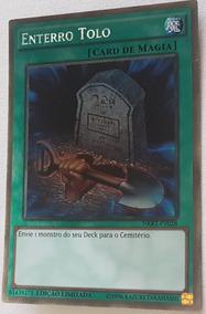 Card De Yugioh Premature Burial - Cards e Card Games no Mercado