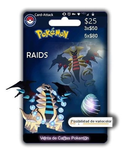 carta evento pokemon legendarios