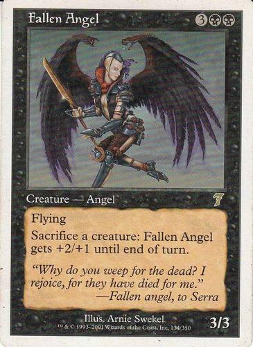 carta magic fallen angel