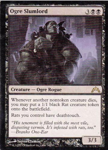 carta magic ogre slumlord