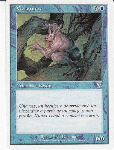carta magic vizzerdrix